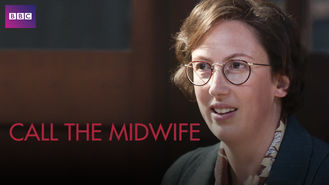 Netflix box art for Call the Midwife - Series 5